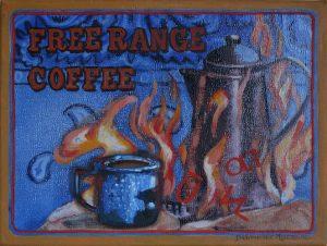 Cowboy Coffee by Debbie.lee Miszaniec